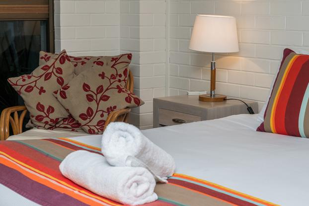 1 bedroom beachfront accommodation Byron Bay