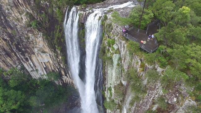 Bushwalks and Waterfalls
