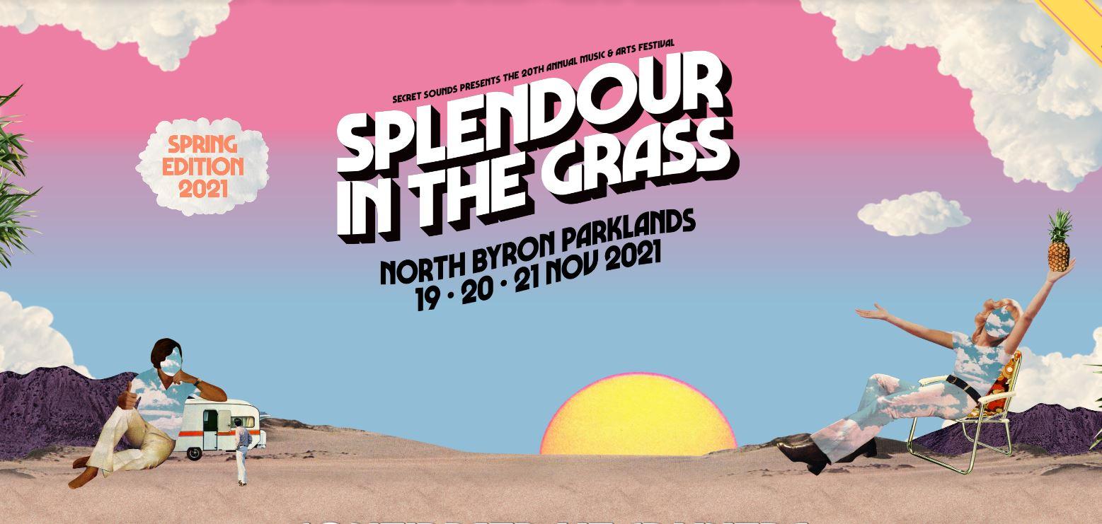 Splendour in the grass 2021