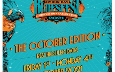Blues Festival announce new dates for 2021